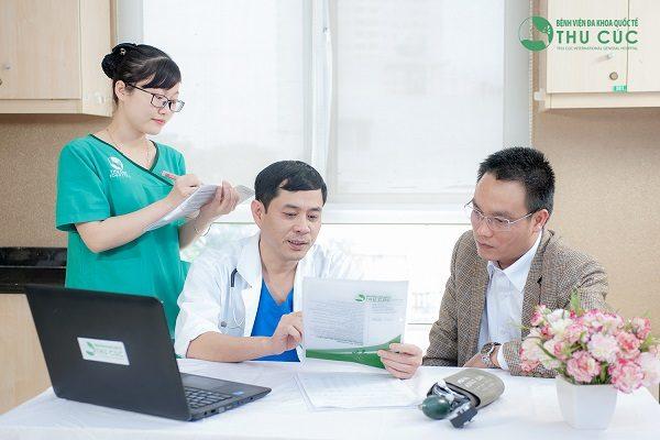 Khám tầm soát ung thư thực quản - dạ dày tại Bệnh viện Thu Cúc