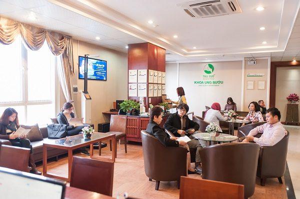Bệnh viện khám điều trị ung thư tốt ở Hà Nội