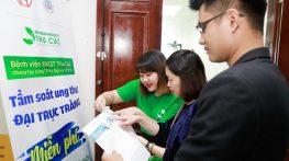 Tập huấn tầm soát ung thư đại trực tràng miễn phí tại Hà Nội