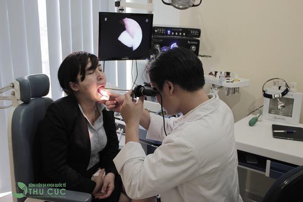 Người bệnh cần đi khám ngay khi có dấu hiệu bệnh để có phương pháp điều trị hiệu quả