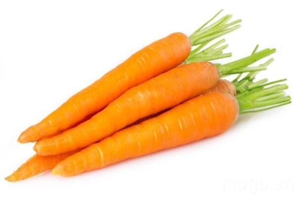 Cà rốt là một loại thực phẩm rất tốt cho mắt, chúng còn có thể bảo vệ phụ nữ khỏi ung thư cổ tử cung.
