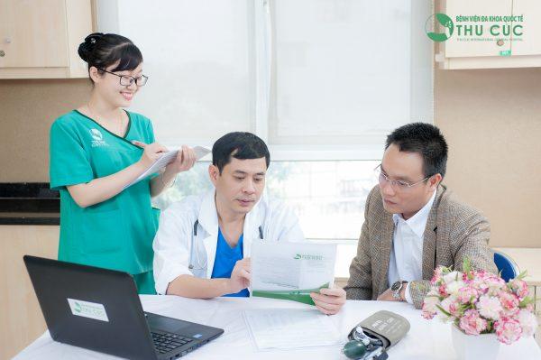 Xét nghiệm tầm soát ung thư phổi định kì giúp phát hiện sớm ung thư phổi