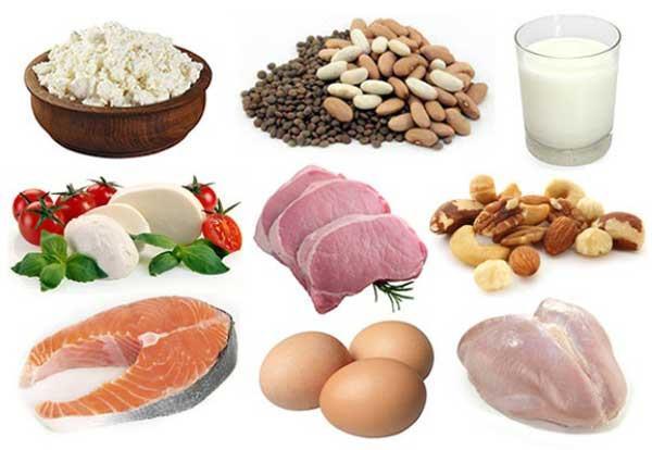 Khi bị viêm gan C, người bệnh cần chú ý bổ sung đầy đủ protein trong chế độ ăn hàng ngày