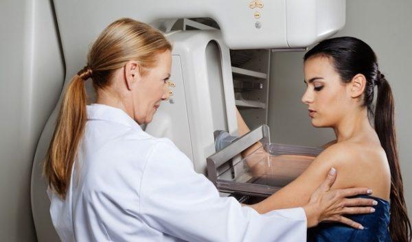 Chụp nhũ ảnh là phương pháp tầm soát và chẩn đoán ung thư vú phổ biến