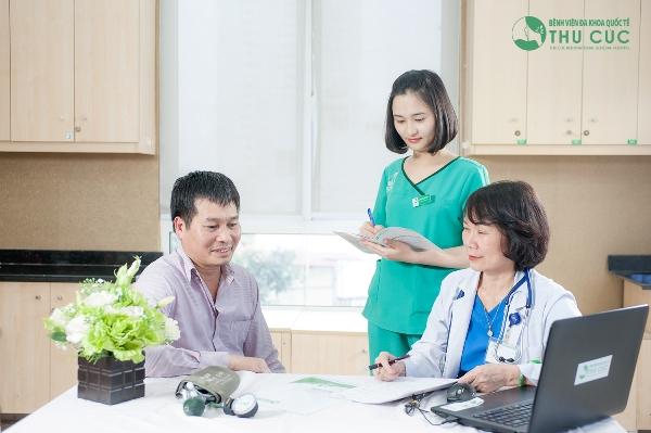Tầm soát ung thư giúp phát hiện sớm ung thư và điều trị thành công.