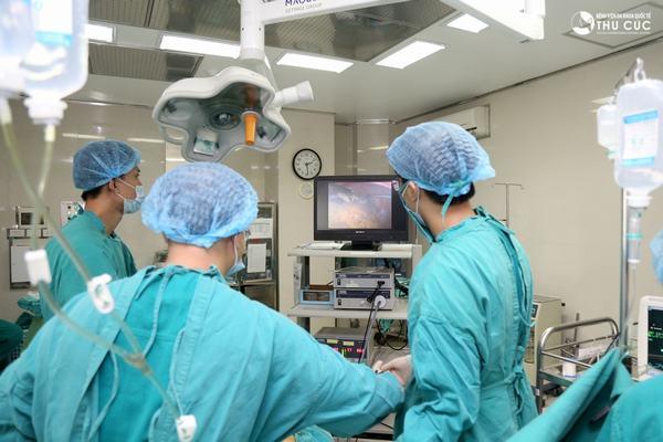 Người bệnh cần lựa chọn địa chỉ phẫu thuật uy tín để ca mổ diễn ra thuận lợi, an toàn