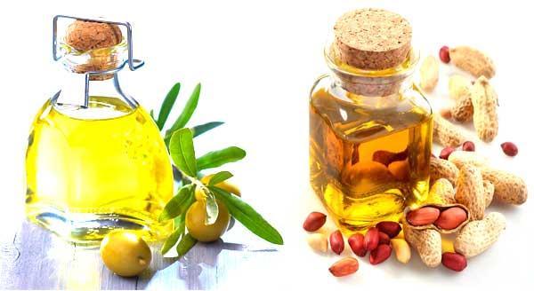 Trong dầu thực vật như dầu hướng dương, dầu hạt cải... có chứa nhiều vitamin có lợi cho cơ thể như vitamin E