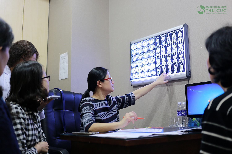 TS. BS See Hui Ti hợp tác với Bệnh viện Thu Cúc trong điều trị bệnh ung thư, đặc biệt là các bệnh ung thư ở nữ giới