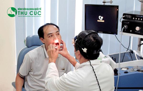 Nội soi tai mũi họng có thể phát hiện những khối u bất thường