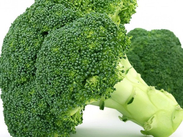 Trong bông cải xanh chứa nhiều chất glucosinolate có tác dụng ức chế sự phát triển của khối u bàng quang.