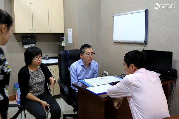 Xạ trị ung thư tuyến tiền liệt là gì