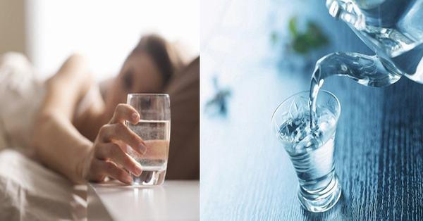 Nước lọc giúp thanh lọc cơ thể, thải các chất độc ra ngoài.