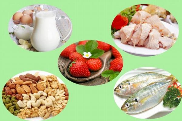 Người bệnh ung thư trực tràng nên bổ sung những thực phẩm giàu dinh dưỡng trong chế độ ăn uống hàng ngày