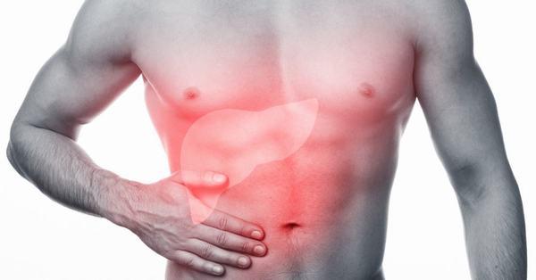 Đau bụng trên bên phải thường có liên quan tới gan