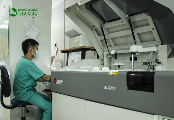 Người bệnh cần tới các bệnh viện để làm xét nghiệm chẩn đoán chính xác bệnh