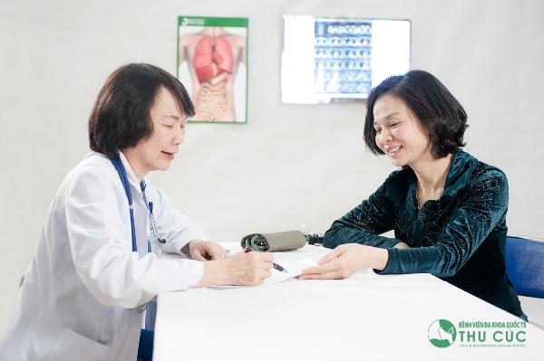 Khám tầm soát ung thư luôn được khuyến khích cho mọi nữ giới