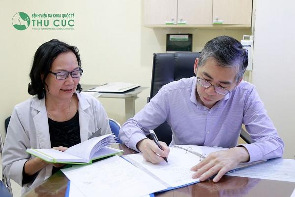 Điều trị ung thư tại Thu Cúc có được Bảo hiểm y tế không