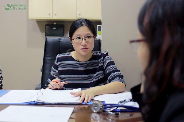 Phác đồ điều trị ung thư cổ tử cung