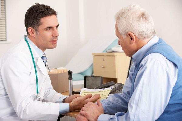 Bệnh nhân không cần điều trị cần theo dõi tái khám định kì theo chỉ định bác sĩ