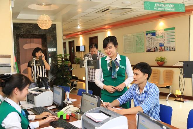 Bệnh viện Thu Cúc là địa chỉ tin cậy được nhiều người bệnh tin tưởng tìm đến khám chữa bệnh