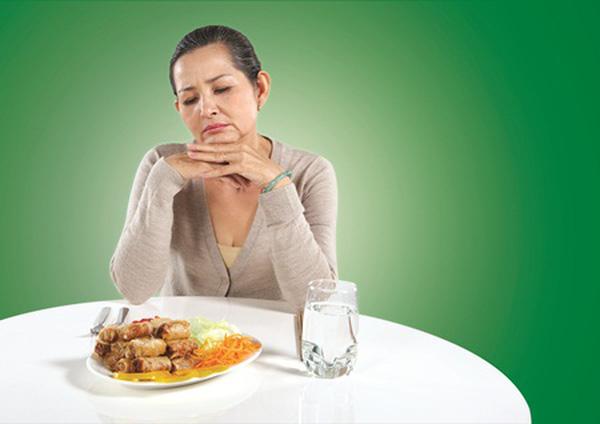 là một trong những triệu chứng thường gặp ở bệnh nhân gan nhiễm mỡ