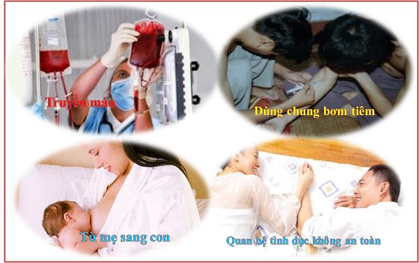 Virut viêm gan C có khả năng lây lan từ người này sang người khác qua máu, quan hệ tình dục, từ mẹ sang con