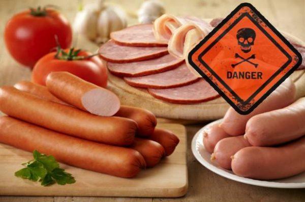 chất gây ung thư trong thực phẩm có thể bạn ăn hàng ngày