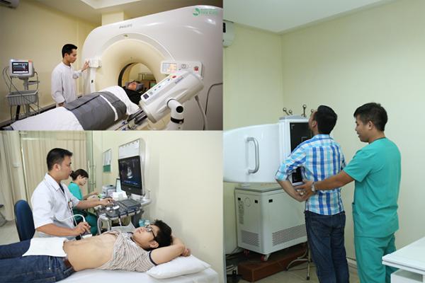 Khi có dấu hiệu nghi ngờ mắc bệnh nặng hơn như ung thư phổi, người bệnh cần làm thêm các chẩn đoán chuyên sâu khác như siêu âm, chụp CT...