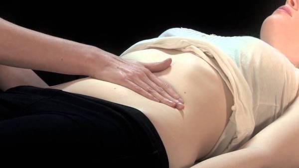 Thăm khám đau bụng trên bên phải