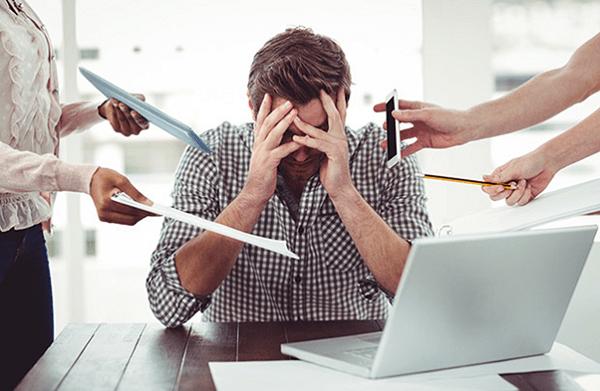 Stress có nhiều tác động xấu đến sức khỏe