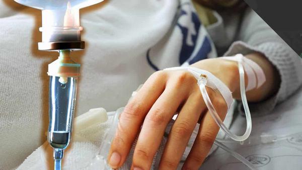 Thuốc hóa chất được truyền vào cơ thể hoặc đường