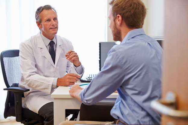 Hãy đến gặp bác sĩ ngay khi thấy các triệu chứng bất thường