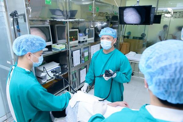 Nội soi thực quản dạ dày phát hiện những bất thường sớm tại cơ quan này