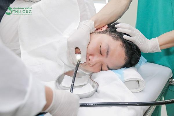 Nội soi thực quản là bước thăm khám quan trọng giúp phát hiện sớm ung thư