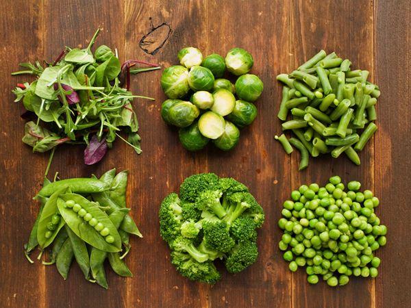 Nữ giới ăn nhiều rau xanh có thể giảm 20 – 40% nguy cơ ung thư vú