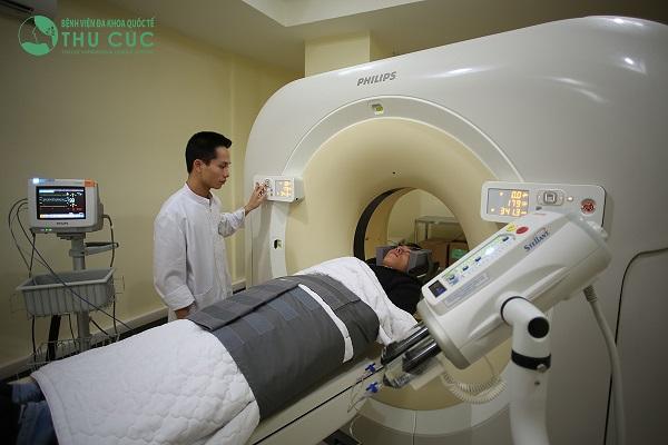 Xạ trị cũng là 1 phương pháp điều trị ung thư dạ dày di căn hạch