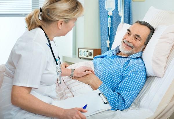 Sau cắt polyp trực tràng khoảng 2 tuần người bệnh sẽ hồi phục sức khỏe