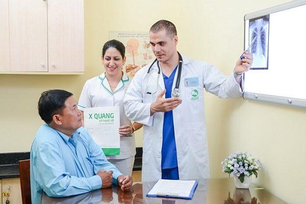 Bệnh xơ nang phổi là gì