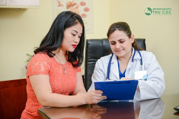 Tầm soát ung thư vú định kỳ sẽ giúp chị em nắm được tình trạng sức khỏe, phát hiện sớm bệnh (nếu có)