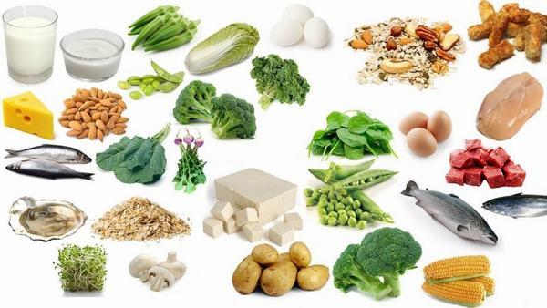 Sau cắt polyp đại tràng người bệnh cần bổ sung nhiều chất xơ, các thực phẩm giàu protein tốt cho sức khỏe