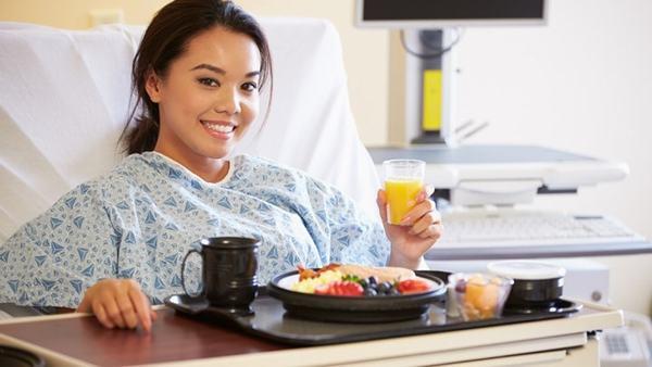 Người bệnh u nang tuyến vú nên chú ý ăn uống để hồi phục nhanh chóng sức khỏe