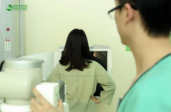 Chụp X-quang tuyến vú là một trong những phương pháp hiệu quả giúp phát hiện sớm ung thư vú