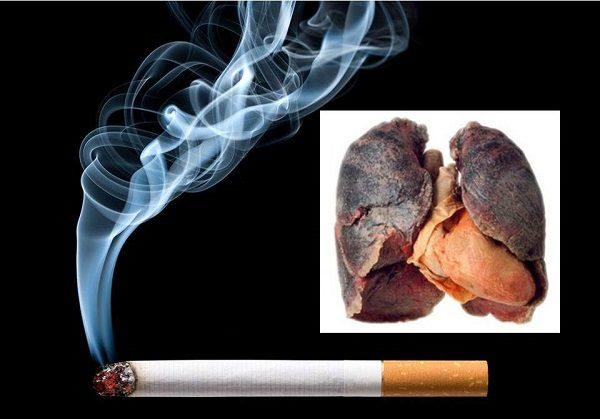 Không hút thuốc lá và tránh xa khói thuốc
