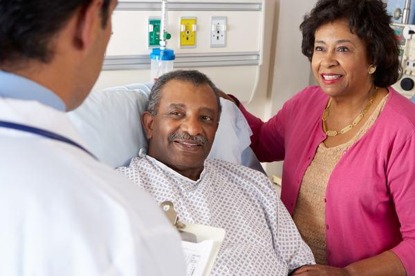 Người bệnh nếu được chăm sóc và điều trị tích cực sẽ cải thiện sớm sức khỏe