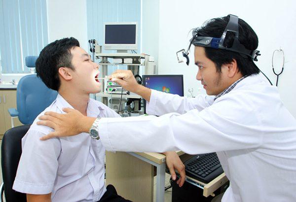 Ung thư biểu mô vòm họng