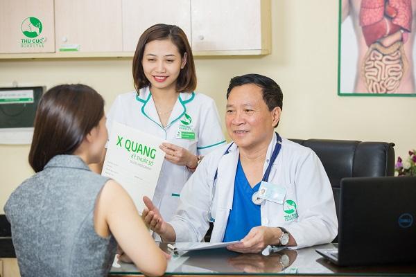 Tầm soát ung thư định kỳ sẽ giúp phát hiện sớm bất thường (nếu có)