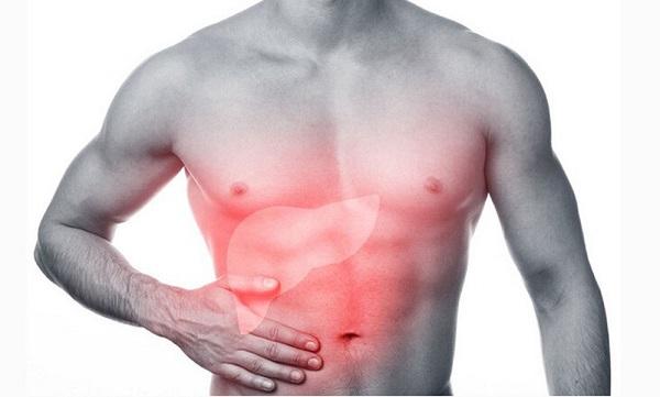 Đau bụng cũng là một trong những triệu chứng cảnh báo ung thư gan